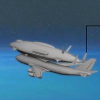 Máy bay có khả năng thay thế vệ tinh