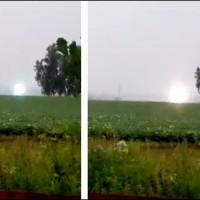Video: Quả cầu lửa hiếm gặp sáng chói trên bầu trời Siberia