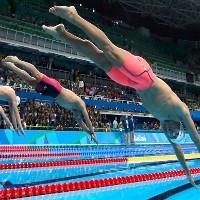 Những bể bơi giúp các kình ngư phá kỷ lục thế giới