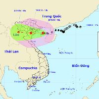 Tin bão số 3 mới nhất: Bão Thần Sét đổ bộ Hải Phòng - Ninh Bình