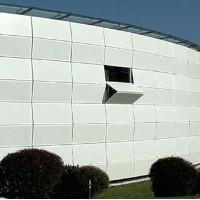 Tòa nhà đặc biệt với kiến trúc biến đổi liên tục để điều hòa không khí