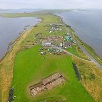 Công trình 5400 tuổi vùi dưới bãi rác cổ đại
