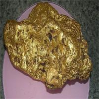Người đàn ông Australia đào được khối vàng 4kg