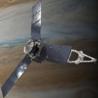 Tàu Juno lần đầu tiến gần Sao Mộc kể từ khi bay vào quỹ đạo