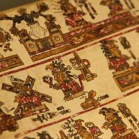 Phát hiện hình vẽ kỳ bí trong sách cổ 500 tuổi