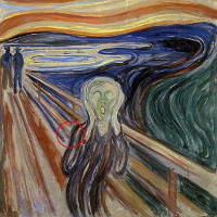"""Bí ẩn thế kỷ đằng sau bức tranh """"Tiếng hét"""" đã được giải mã"""