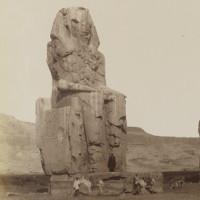 """Bí ẩn truyền thuyết """"tượng đá biết hát"""" 3.400 năm tuổi ở Ai Cập"""