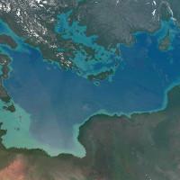 Tham vọng hút cạn Địa Trung Hải tạo siêu lục địa Âu - Phi