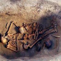 Phát hiện mộ cổ nữ quý tộc cách đây 4.500 năm