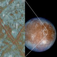 NASA tổ chức họp báo công bố: Có sự sống trên Mặt trăng Europa của sao Mộc?