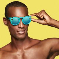 Snapchat ra mắt kính râm tích hợp camera