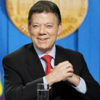 Giải Nobel Hòa bình 2016 được trao cho người chấm dứt cuộc tắm máu ở Colombia