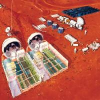 Loài người có thể định cư trên sao Hỏa vào năm 2027
