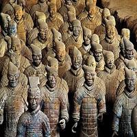 Người Hy Lạp xây dựng đội quân gác mộ Tần Thủy Hoàng