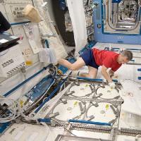 Đứng ở Trạm Vũ trụ quốc tế, bạn có thể nhìn thấy gì?