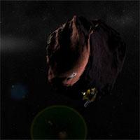 Tàu New Horizons đang bay hướng đến một thiên thạch cổ có tên MU69