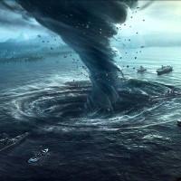 Giả thuyết mây lục giác gieo kinh hoàng ở Bermuda bị bác bỏ