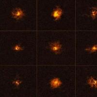 Phát hiện hàng loạt chuẩn tinh tỏa hào quang trong vũ trụ