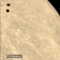 Video: UFO lượn qua Mặt trăng, chuẩn bị tấn công quân sự?