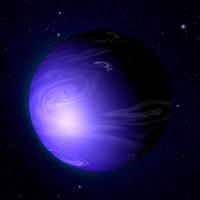 Hành tinh có gió giật 8.700km/h và khí quyển 3.000 độ C