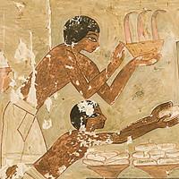 Ngỡ ngàng độc chiêu vệ sinh cơ thể của người Ai Cập cổ