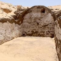 Phát hiện kí tự bí ẩn 3.800 tuổi gần mộ hoàng đế Ai Cập