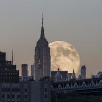 Ngày 14/11, siêu trăng lớn nhất trong vòng 70 năm sẽ xuất hiện