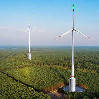Những tuabin gió sáng tạo trong thiết kế