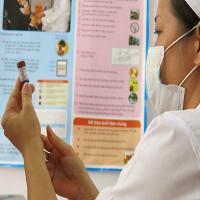 Việt Nam sản xuất thành công vắc xin sởi - rubella