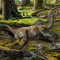 Cái chết đau đớn trong hố bùn của con khủng long 66 triệu năm trước