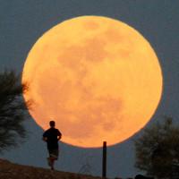 Vị trí đẹp để người Việt ngắm siêu trăng thế kỷ tối nay