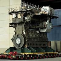 Video: Động cơ mạnh nhất thế giới công suất hơn 100.000 mã lực