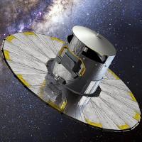 Ảnh chụp thiên hà Milky Way gửi về từ tàu Gaia