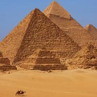 Tiết lộ sốc chuyện người ngoài hành tinh xây kim tự tháp