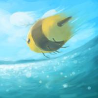 """Lần đầu tiên phát hiện loài """"ong"""" sống dưới đại dương"""