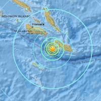 Động đất mạnh hai ngày liên tiếp ở Thái Bình Dương, gây cảnh báo sóng thần