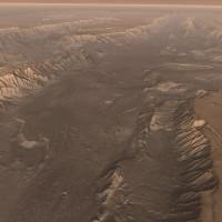 Biến đổi khí hậu do hiệu ứng nhà kính dài 10 triệu năm trên sao Hỏa