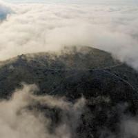 Thành phố thất lạc 2500 năm tuổi trên đỉnh đồi Hy Lạp