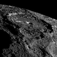 Phát hiện hành tinh lùn Ceres chứa đầy nước