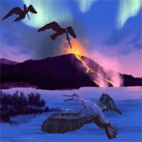 Hóa thạch chim 90 triệu năm giúp dự báo tương lai Trái Đất