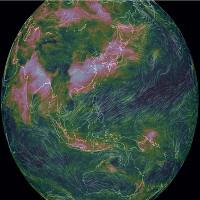 Khói bụi ô nhiễm từ Trung Quốc bắt đầu lan sang Việt Nam