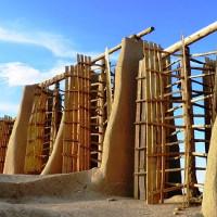 Thăm quan hệ thống cối xay gió 1.000 năm vẫn chạy tốt của người Iran