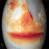 Ngoài El Nino, đây là thứ khiến Trái Đất đang nóng lên trầm trọng