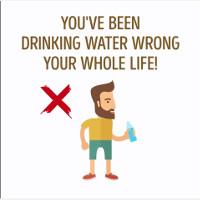 Video: Sai lầm khi uống nước nhiều người mắc phải