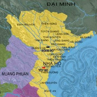 45 tấm bản đồ Việt Nam qua các giai đoạn từ thế kỷ 10 (phần 2)