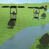 Video: Phương tiện bay cá nhân cất hạ cánh thẳng đứng