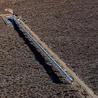 Những hình ảnh đầu tiên về đoàn tàu chạy với tốc độ 1.220km/h