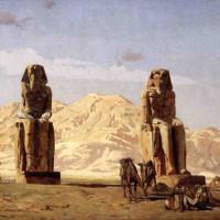 Phát hiện 2 tượng pharaoh hơn 3.000 năm tuổi