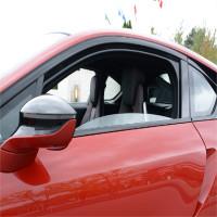 Cách xử lý kính lái xe hơi bị mờ khi trời nồm