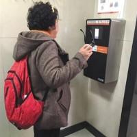 Trung Quốc chống trộm giấy vệ sinh bằng công nghệ